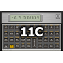 HP 11c Calculator logo