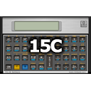 Logo for HP 15c Calculator