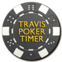 Logo for Travis Poker Timer