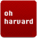 Logo for Oh Harvard