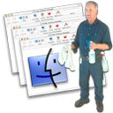 Finder Window Manager logo