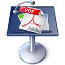 Logo for PDF to Keynote