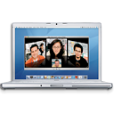 MacBook Family Icons logo