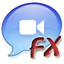 Logo for ChatFX