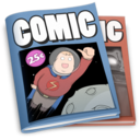 Simple Comic logo