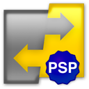 Logo for The Missing Sync for Sony PSP