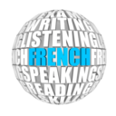 French Vocab logo