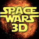 Logo for Space Wars 3D