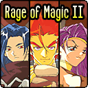 Logo for Rage of Magic II