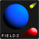 Logo for Fields Screen Saver