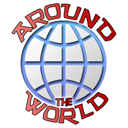 Logo for Around the World