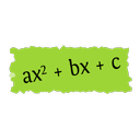 Logo for Quadratic Formula Helper