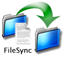Logo for FileSync
