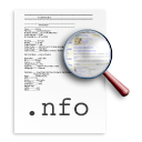Logo for nfoBrowser