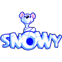 Logo for Snowy: The Bear's Adventure