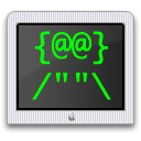 Logo for Mac ASCII Invaders