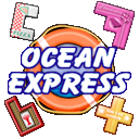 Logo for Ocean Express