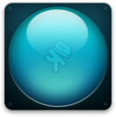 Deep Blue Stress Widget logo