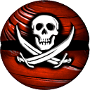 Logo for Pirate Poppers