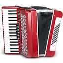 Logo for MDR Accordion for GarageBand