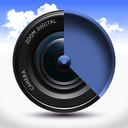 PhotoUpLink for iPhoto logo
