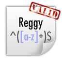Logo for Reggy