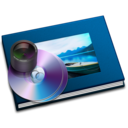 DVD Snap icon