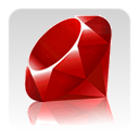 Logo for RubySearch