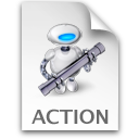 Add Google Analytics Action logo