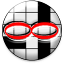 Logo for Infinite Crosswords