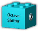 Logo for Octave Shifter