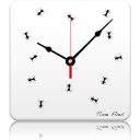 Logo for Time Flies