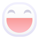 Logo for White Emoticons