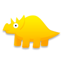 Logo for Dinosaurs Toys Icons