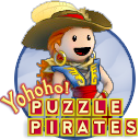 Logo for Yohoho! Puzzle Pirates
