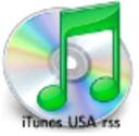 Logo for iTunes USA RSS