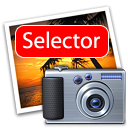 Logo for iPhoto Library Selector