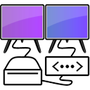 Remote Display Client logo