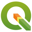 Logo for Quantum GIS