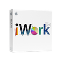 Logo for Apple iWork