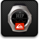 Quiksilver Deep Tide Watch logo