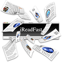 Logo for iReadFast
