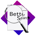 Better Search logo
