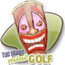 Tiki Magic Mini Golf logo