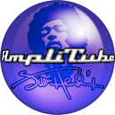 Logo for AmpliTube Jimi Hendrix