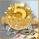 Logo for 5 Realms of Cards