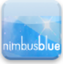 Logo for xmmx nimbusblue