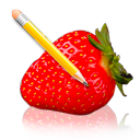 DrawBerry logo