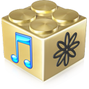 Logo for DiscoBrick Plugin