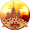 Logo for Rainbow Web 2